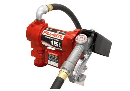 12V Tuthill Fill-Rite Fuel Pump