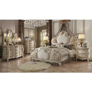 26874CK PICARDY ANTIQUE PEARL CK BED