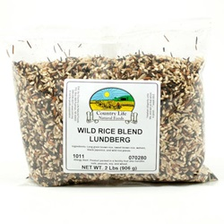 Rice, Wild Blend - Lundberg (2lb Bag)