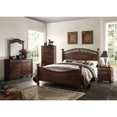 22764CK MANFRED CAL KING BED