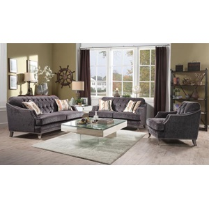 50216 LOVESEAT W/2 PILLOWS
