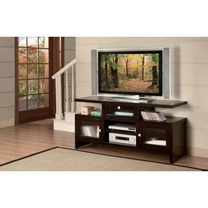 10122 ESPRESSO FOLDING TV STAND
