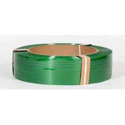 "5/8"" X 4200' .035 GREEN POLYESTER STRAPPING,"