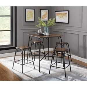 72405 5PC PK C.H DINING SET