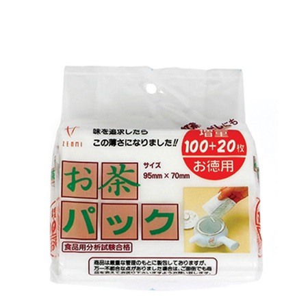 Tea Bags 95Mm X 70Mm 120Pcs/Pk