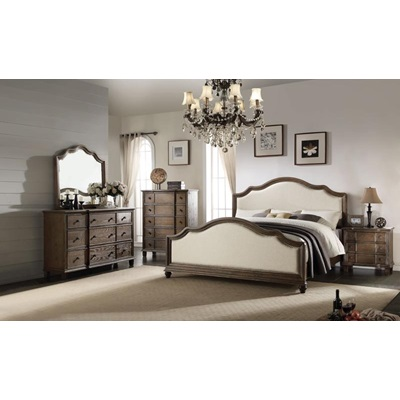 26104CK BAUDOUIN CALIFORNIA KING BED