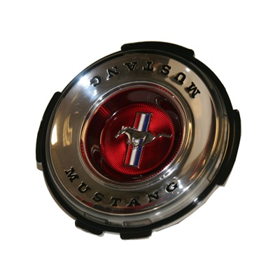 1967 Mustang Wheel Cover Emblem