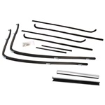 Beltline & Window Run Channel Kit, Front