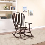 59212 CAPPUCCINO ROCKING CHAIR