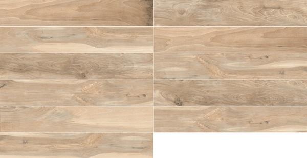 Review OTTOWO HONEY 8X48 Modern - Amazing Ceramic Wood Tile Plan