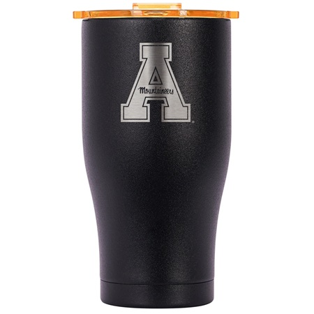 Appalachian State 27oz Chaser Black/Gold