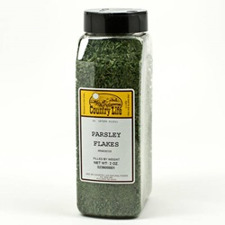 Parsley Flakes - Domestic (5oz)