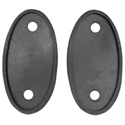 Headlight stanchion pad