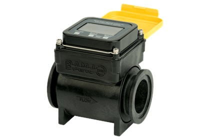 "Banjo Poly 2"" Full Port Coupling Flow Meter 