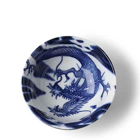 "Flying Dragon 5"" Bowl"