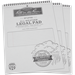 All-Weather Legal Pad - 3 PACK