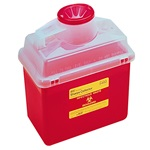 Safety Sharps Collector (BD5460)