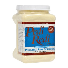 Pedi Redi® Pedicure Soak Solution