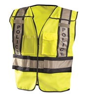 Premium Solid Public Safety Police Vest