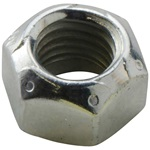 NUT TOP LOCK 3/8-16 GC ZINC