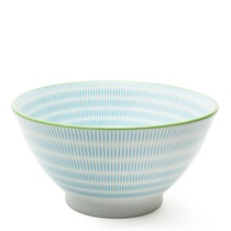 "SEN COLORS 7.5"" NOODLE BOWL - BLUE"