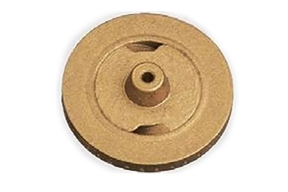 TeeJet DC56 - Brass Core - Full Cone Spray Nozzle