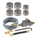 Conversion Kits for Standing Pilot & Intermittent Gas Valves (Earlier Models)