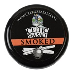 Organic Smoked Applewood Seasoned Celtic Sea Salt ® Sample (0.64oz)