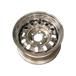 "Styled Steel Rim (14""x7"" Chrome)"