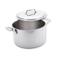 Stock Pot with Covers
