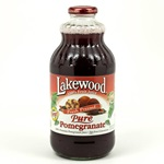 Pomegranate Juice, Pure (Lakewood)  - 32oz