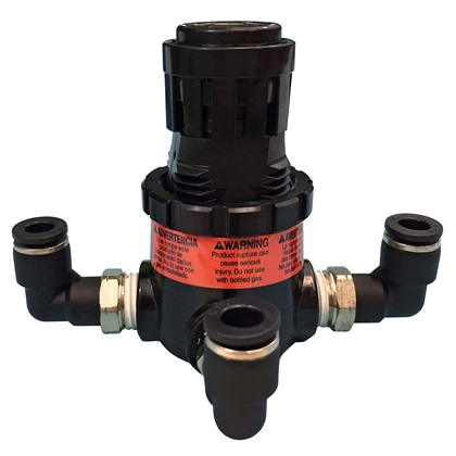 Air Pressure Regulator Assy