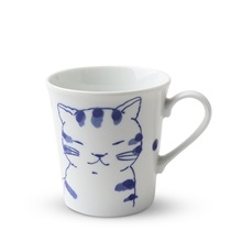 Bue Cats 10 Oz. Mug