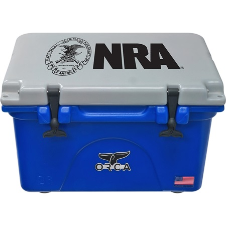 NRA Blue/Grey 26 Quart