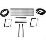 Glass Weatherstrip Kit