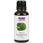 Bergamot Essential Oil - 1 FL OZ