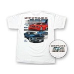 Mustang Evolution T-Shirt (Small)