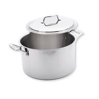8 Qt Stock Pot with Cover