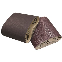"Belts - 4"" x 24"" Portable Belts Open Coat Aluminum Oxide"