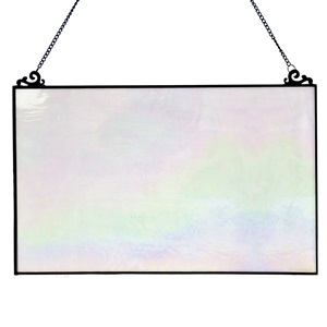 "10.75""H Tiffany Style Single Pane Panel"