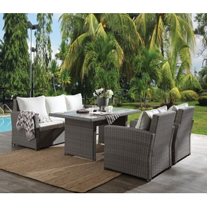 45070 Tahan 4Pc Patio Set