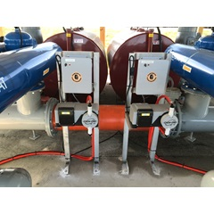 Acid Injection System Set Up