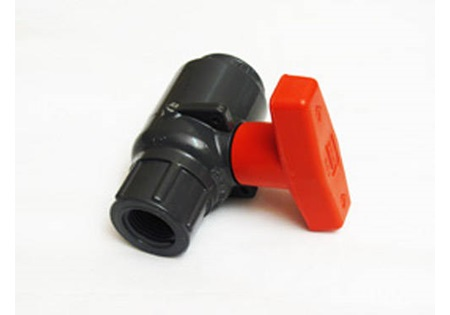 "1/2"" FPT Compact Ball Valve - PVC"