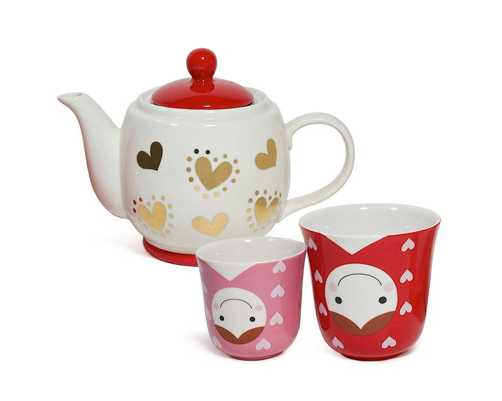 Matryoshka Tea Set