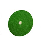"Edger Discs 7"" with 5/16"" Hole Monster Ceramic Paper Edger Discs"