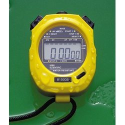 Large Display Water Resistant Stopwatch (Sper Scientific 810035)