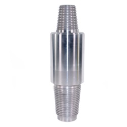 "SUB:  2-7/8"" REG Pin  x  3.44"" DW AT Pipe Pin"