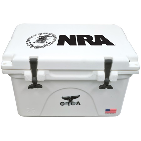 NRA White 26 Quart