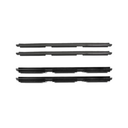 Window Felt Beltline Rear Weatherstrip