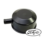 Oil Cap with Tube (FOMOCO Logo, Black)